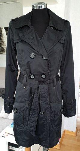 edc by Esprit Trench Coat black