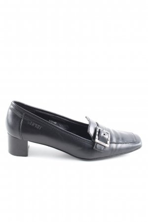 Esprit Loafers black casual look