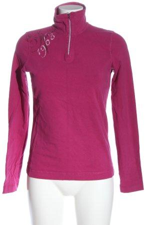 Esprit Jersey marinero rosa look casual