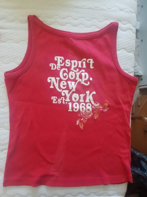 Esprit T-shirt de sport rouge