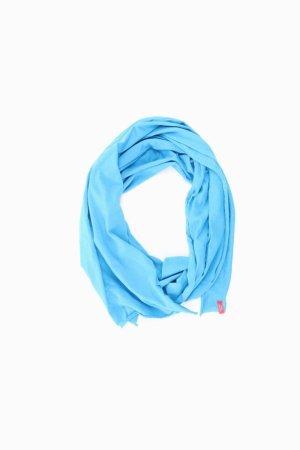Esprit Summer Scarf blue-neon blue-dark blue-azure wool
