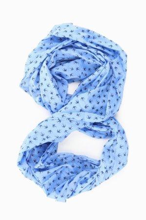 Esprit Summer Scarf blue-neon blue-dark blue-azure