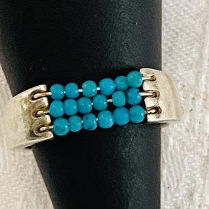 Esprit Türkise 925er Silber Ring