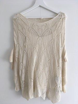 Esprit Gehaakt shirt room-licht beige