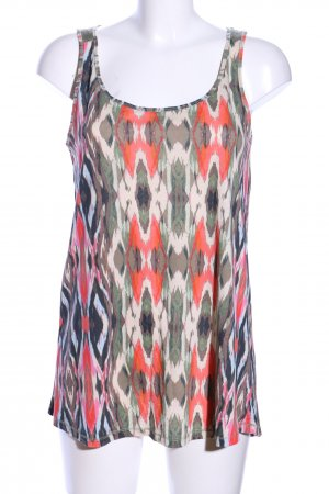Esprit Tunic abstract pattern casual look