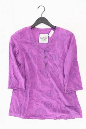 Esprit Tunic lilac-mauve-purple-dark violet cotton