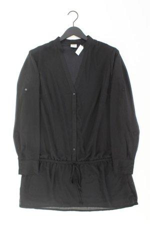 Esprit Tunika Größe 44 schwarz aus Polyester