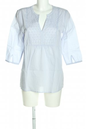 Esprit Tunic Blouse blue business style