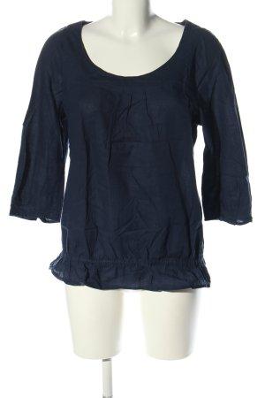 Esprit Tunikabluse blau Casual-Look