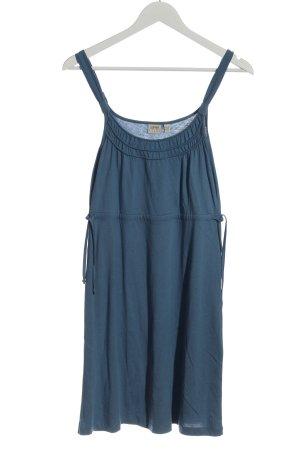 Esprit Robe tunique bleu style décontracté
