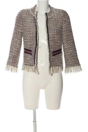 Esprit Tweed Blazer white-black business style