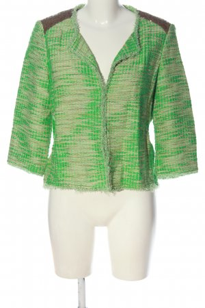 Esprit Tweed Blazer green business style