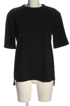 Esprit Boothalsshirt zwart elegant