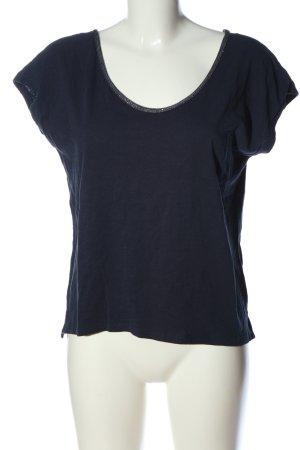 Esprit U-Boot-Shirt blau Casual-Look
