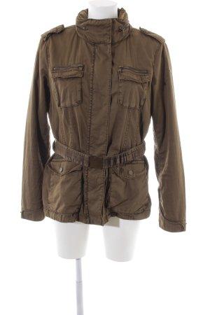 Esprit Übergangsjacke bronzefarben Street-Fashion-Look