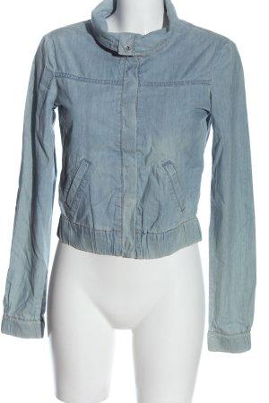 Esprit Übergangsjacke blau Casual-Look