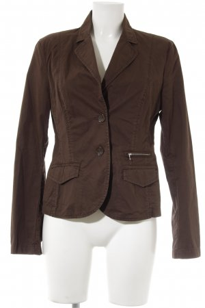 Esprit Übergangsjacke braun Business-Look