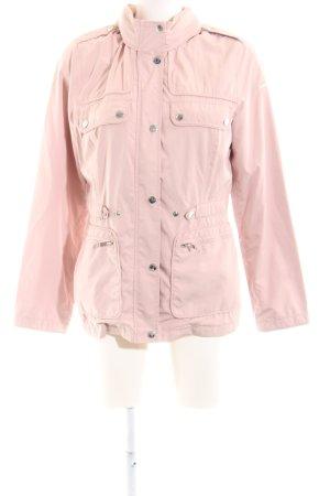 Esprit Übergangsjacke pink Casual-Look