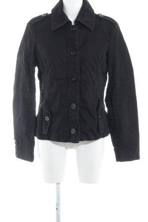Esprit Übergangsjacke schwarz Casual-Look