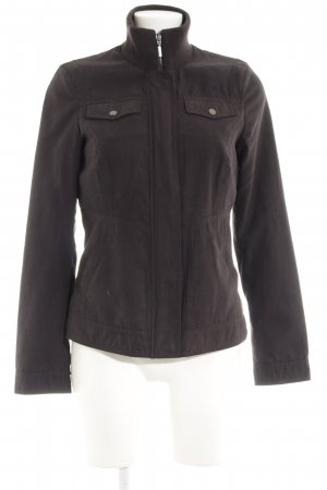 Esprit Between-Seasons Jacket black brown casual look