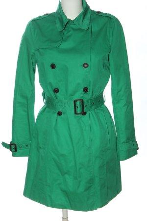 Esprit Übergangsmantel grün Business-Look