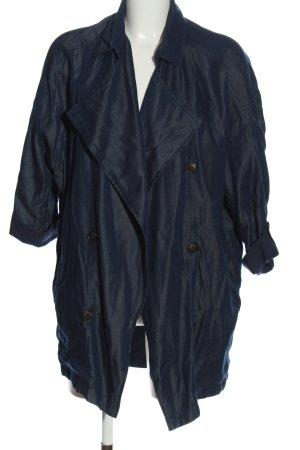 Esprit Übergangsmantel blau Casual-Look