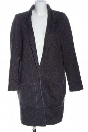Esprit Abrigo de entretiempo gris claro moteado elegante