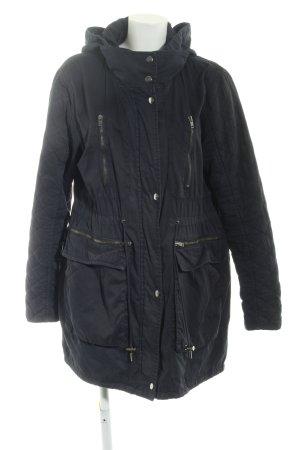 Esprit Übergangsmantel dunkelblau Casual-Look