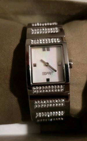 Esprit Analog Watch white-silver-colored
