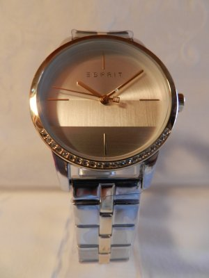 Esprit Analog Watch silver-colored-gold-colored