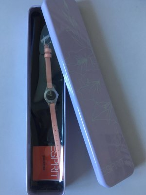 Esprit Reloj analógico rosa claro