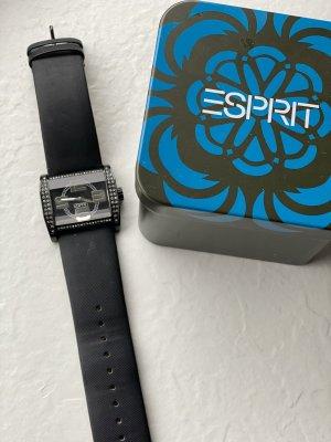 Esprit Uhr schwarz