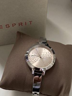Esprit Watch Clasp silver-colored