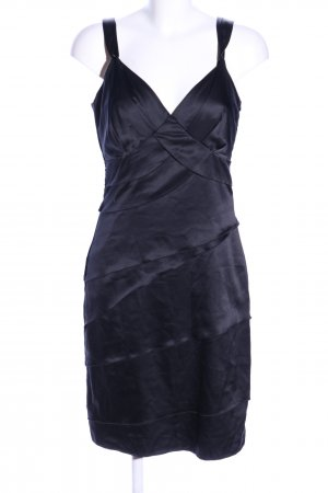 Esprit Vestido estilo flounce negro elegante