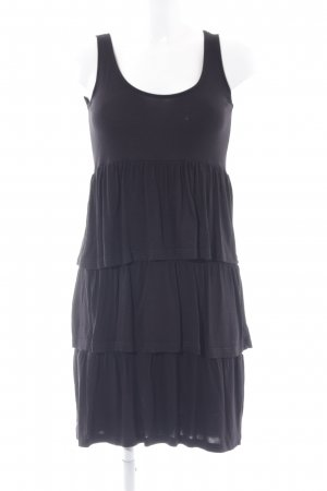 Esprit Volantkleid schwarz Elegant