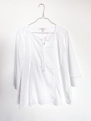 Esprit | Weiße Bluse Gr. 38 | neu