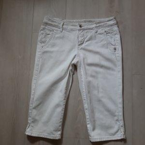 Esprit Bermudas white