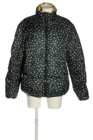 Esprit Reversible Jacket blue-primrose check pattern casual look