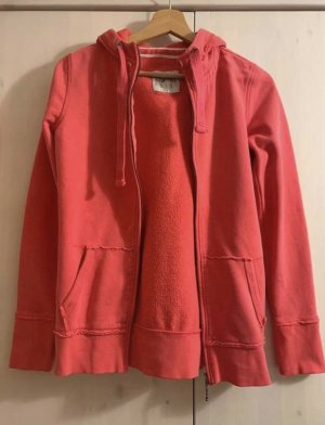 Esprit Hooded Vest raspberry-red