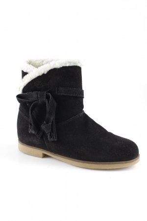 Esprit Winter-Stiefeletten schwarz Casual-Look