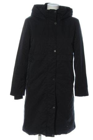 Esprit Kurtka zimowa czarny W stylu casual