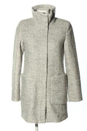 Esprit Winter Coat light grey flecked casual look