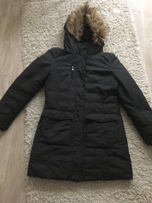 Esprit Płaszcz zimowy czarny