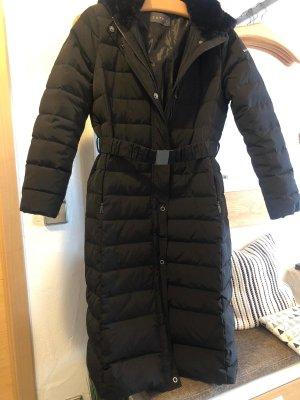 Esprit Płaszcz puchowy czarny
