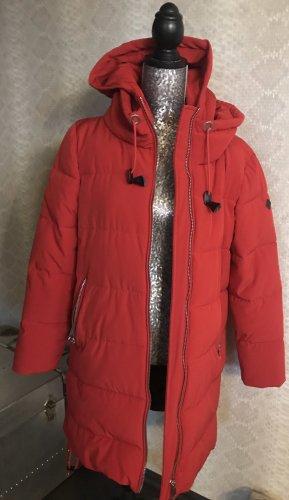 Esprit Capuchon jas rood