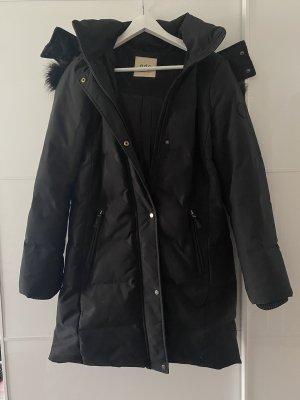 Esprit Wintermantel schwarz