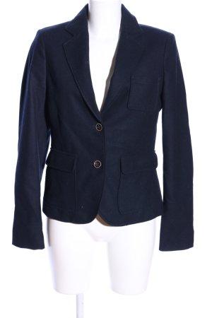 Esprit Blazer in lana blu stile professionale