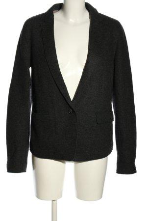 Esprit Blazer in lana nero puntinato stile professionale