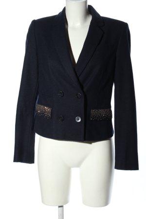 Esprit Woll-Blazer blau Elegant