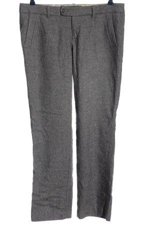 Esprit Pantalón de lana gris claro look casual